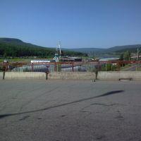 Дорога на старый Усть-Кут, Усть-Кут