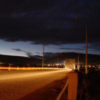 мост через лену, Усть-Кут