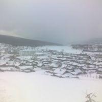 Усть-Кут Р.Э.Б. Зима, Усть-Кут