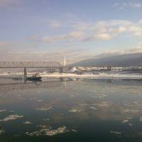 Утро на Лене, Усть-Кут