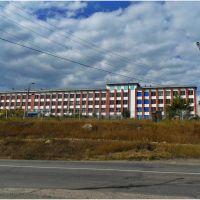Речное училище, Усть-Кут