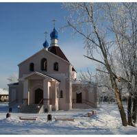 Церковь в Усть-Орде (Church in the Ust-Orda), Усть-Ордынский