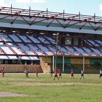 Стадион в Усть-Орде (Stadium in the Ust-Orda), Усть-Ордынский