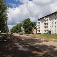 Улица Ленина, Усть-Ордынский