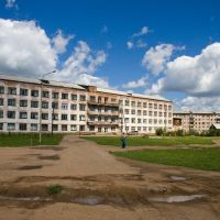 Областная больница №2, Усть-Ордынский