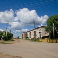 Улица Кирова, Усть-Ордынский