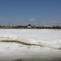 Лед на Куде, Усть-Ордынский
