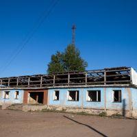 Офисно-совхозное с антенной, Усть-Ордынский