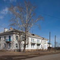 Домик, Усть-Ордынский