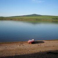 Вид на сопку, Усть-Уда