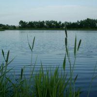 Озеро возле танка, Черемхово