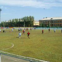 Стадион Шахтёр, Черемхово