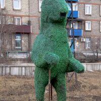 зеленое чудо:), Черемхово