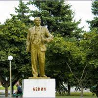 Баксан. Памятник В.И. Ленину, Баксан