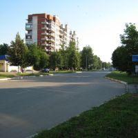 Первая 9-ти этажка в Майском. ул. Ленина, Майский