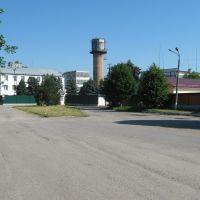 Котляревский  спирто-дрожжевой завод. Построен в 1912г., Майский
