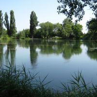 Пенько-заводское озеро, Майский