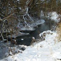 Зимний пейзаж., Майский