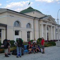 Nalchik railway station, Нальчик