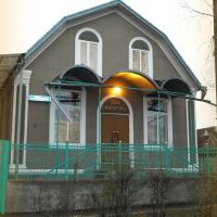 "Church of evangelical Christians in a city ""Nalchik""., Нальчик"