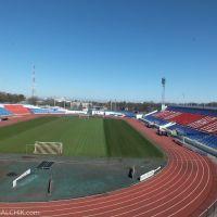 Стадион Спартак, Нальчик