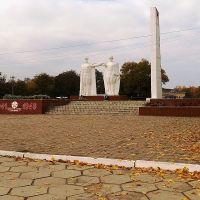 Нарткала. Памятник павшим защитникам Родины в Великой Отечественной войне, Нарткала