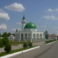 mosque in Nartkala, Нарткала