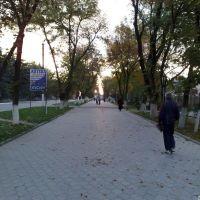 Стометровка (район больницы), Прохладный