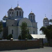 Gorodskaja zerkov, Прохладный