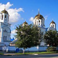Прохладный. Церковь Николая Чудотворца, Прохладный