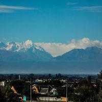 Панорама западной части Прохладного, Прохладный