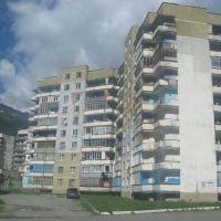 Многоэтажки Тырныауза, Тырныауз