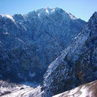 Гора Тотурбаши, Тырныауз