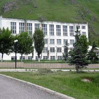 Тырныауз. Средняя школа № 3, Тырныауз