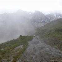 Туманная велодорожка ..., Тырныауз