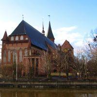 Калининград (Königsberger Dom), Кёнигсберг
