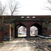 Eisenbahn-Tor, Кёнигсберг