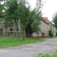 Бывшая казарма, Багратионовск