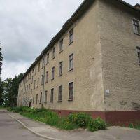 Здание штаба, Багратионовск