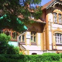 детский сад Боргатионовская, Багратионовск
