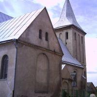 Церковь в Багратионовске, Багратионовск
