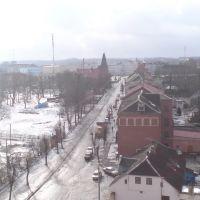 ул.Калининградская, Багратионовск