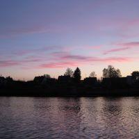 Вид с воды, Багратионовск
