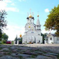 Храм Веры, Надежды и Любви в Багратионовске, 2010, Багратионовск