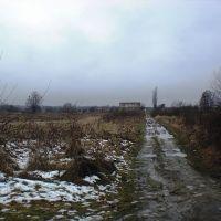 Дорога на стрельбище., Багратионовск