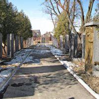 мемориал Аллея павших, Багратионовск