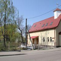 Приход Святого Бонифация Римско-Католической Церкви, Багратионовск
