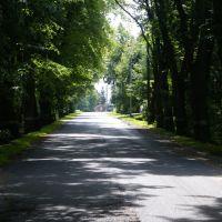 Дорога на Польшу, Багратионовск