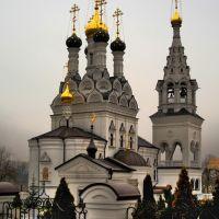 Храм св. муч. Веры, Надежды, Любови и матери их Софии (hdr), Багратионовск
