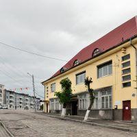 Багратионовск. Начало ул. Калининградской, Багратионовск